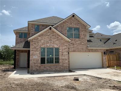 Bryan Single Family Home For Sale: 5154 Maroon Creek Drive