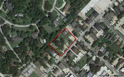College Station Residential Lots & Land For Sale: 301,303,305,307 Cooner Street