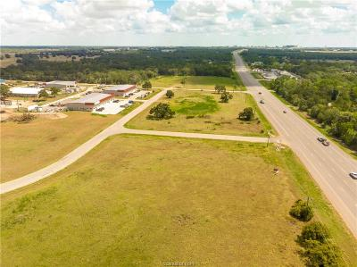 College Station Residential Lots & Land For Sale: 6000 Raymond Stotzer Parkway