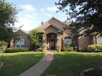 College Station Single Family Home For Sale: 806 Royal Adelade Drive