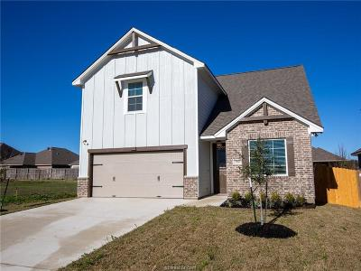 College Station Single Family Home For Sale: 2516 Cordova Ct