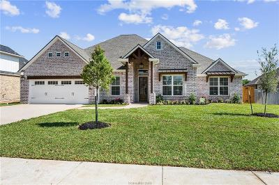 College Station Single Family Home For Sale: 4816 Coopers Hawk Drive Drive