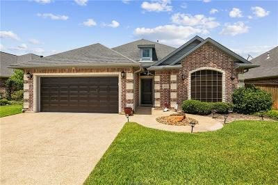 College Station Single Family Home For Sale: 2211 Ironwood Drive
