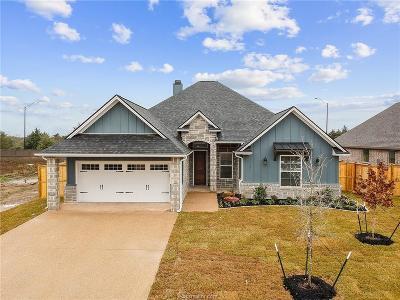 Bryan Single Family Home For Sale: 4221 Harding Way