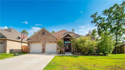 College Station Single Family Home For Sale: 4260 Hollow Stone Drive