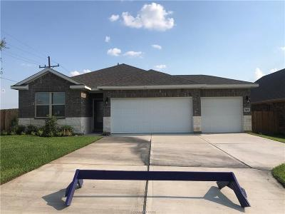 Grimes County Single Family Home For Sale: 7401 Saint Andrews Drive