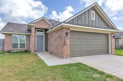 Grimes County Single Family Home For Sale: 818 Heritage Drive