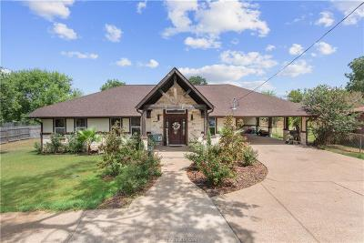 Caldwell Single Family Home For Sale: 7183 State Highway 21