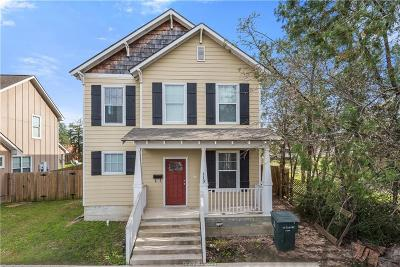 Bryan Multi Family Home For Sale: 111,113,117,119 Fairway Drive