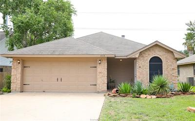 College Station Single Family Home For Sale: 4018 Windfree Drive