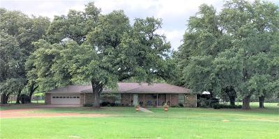 Robertson County Single Family Home For Sale: 8903 Walker Prairie Road