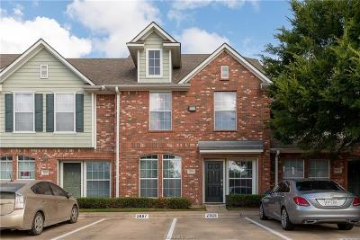 College Station Condo/Townhouse For Sale: 1001 Krenek Tap Road #2806