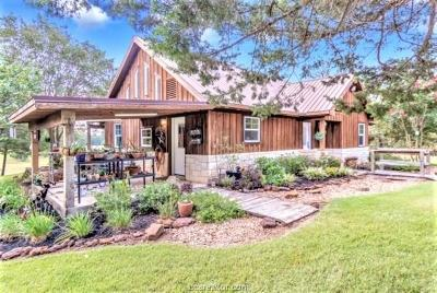 Milam County Single Family Home For Sale: 1201 22 Hills Road