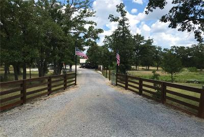 Grimes County Single Family Home For Sale: 17836 Fm 39