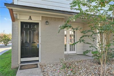 College Station Condo/Townhouse For Sale: 1408 Summit Street #A