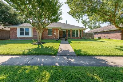 College Station Single Family Home For Sale: 1404 Southern Plantation Drive