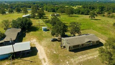 Milam County Single Family Home For Sale: 5778 Cr 342
