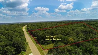 Caldwell Residential Lots & Land For Sale: +/- 4.507 County Road 376