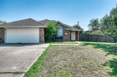 College Station Single Family Home For Sale: 2409 Colgate