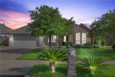 College Station Single Family Home For Sale: 910 Delrey Drive