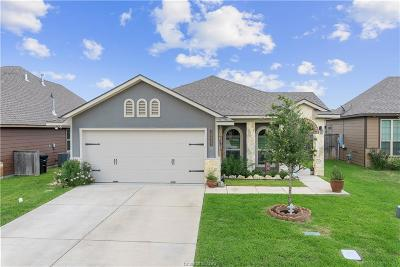 College Station Single Family Home For Sale: 15487 Baker Meadow