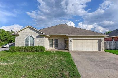 College Station Single Family Home For Sale: 1212 Spartanburg Court