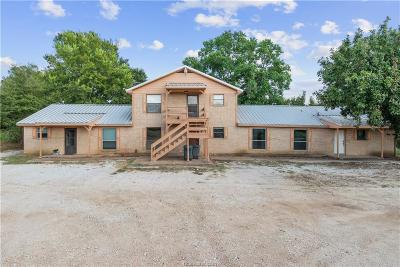 Bryan Single Family Home For Sale: 2045 W Osr