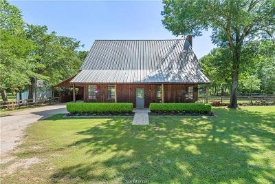 Bryan Single Family Home For Sale: 1535 Morning Star