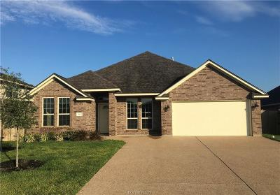 College Station Single Family Home For Sale: 905 Dove Chase Lane