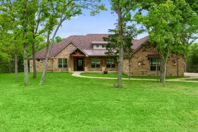 Bryan Single Family Home For Sale: 10785 Lonesome Dove Trail