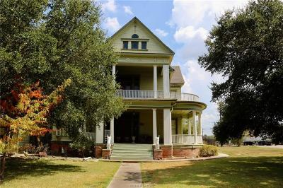 Grimes County Single Family Home For Sale: 606 North 10th Street