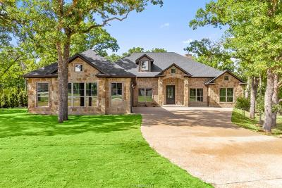 Bryan Single Family Home For Sale: 10771 Lonesome Dove Trail