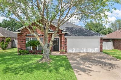 College Station TX Single Family Home For Sale: $198,500