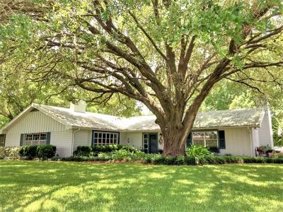 Grimes County Single Family Home For Sale: 11366 Fm 362 Road