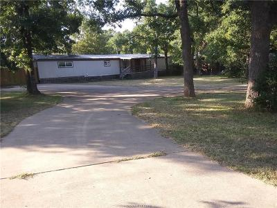 College Station TX Single Family Home For Sale: $109,000