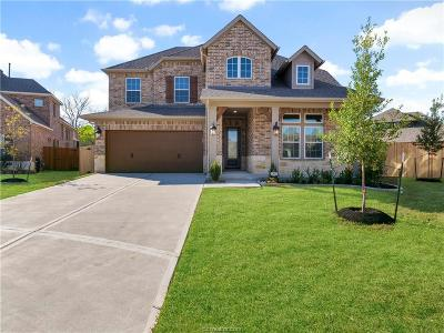 College Station TX Single Family Home For Sale: $424,000