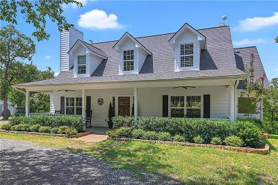 Caldwell Single Family Home For Sale: 8053 Highland Ranch (+/-20 Acres)