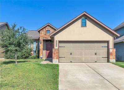 Brazos County Single Family Home For Sale: 2714 Rivers End Drive