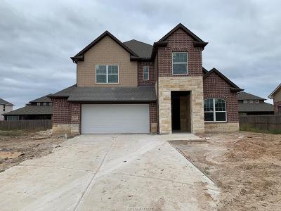 Brazos County Single Family Home For Sale: 2610 Belliser Court