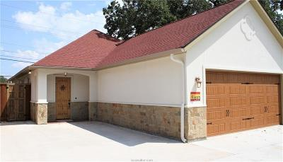 Brazos County Single Family Home For Sale: 4112 South Texas