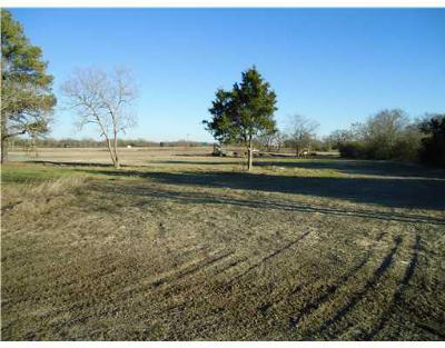 College Station Residential Lots & Land For Sale: 19+acres Corner Of F&b And Fm 2818