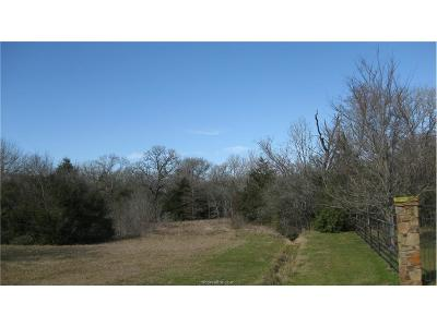 College Station Residential Lots & Land For Sale: 9999 Headwater Lane