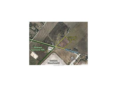 College Station Residential Lots & Land For Sale: 7103 Rock Prairie Road