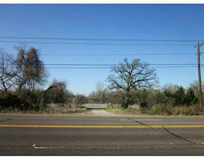 Bryan Commercial For Sale: 2404 N. Texas Avenue Highway