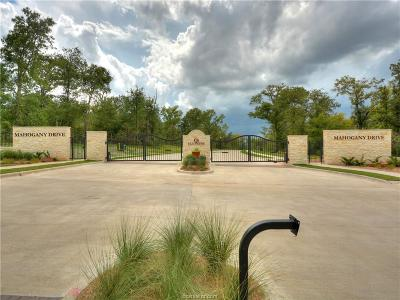 The Traditions, The Traditions Ph 3, The Traditions Ph 4, The Traditions Ph 5, The Traditions Ph 7, The Traditions Phase V, The Villas At Traditions, Traditions Residential Lots & Land For Sale: 3439 Mahogany Drive