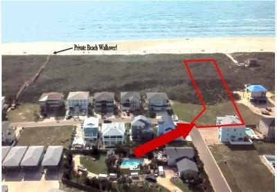 Port Aransas Residential Lots & Land For Sale: 804 Oceanside
