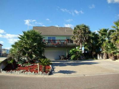 Port Aransas TX Single Family Home Sold: $365,000