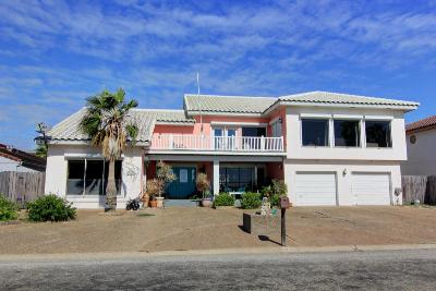 Aransas Pass Single Family Home For Sale: 214 Bayview Dr