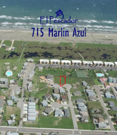 Port Aransas Residential Lots & Land For Sale: 715 Marlin Azul