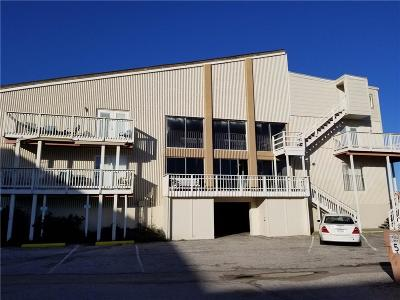 Condo/Townhouse For Sale: 14300 S Padre Island Dr #99